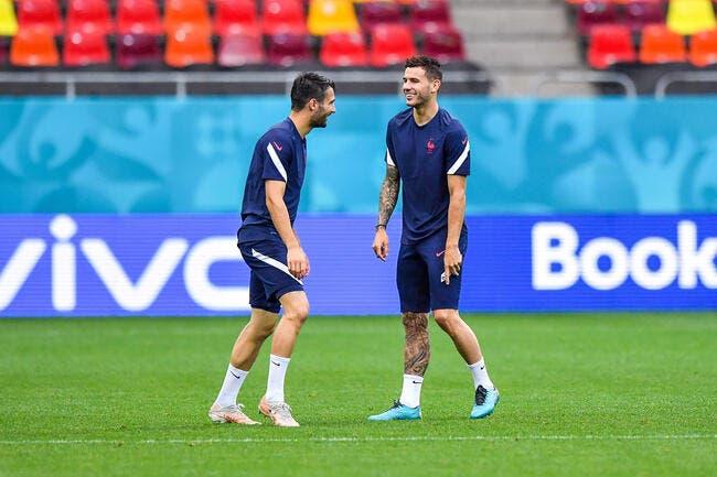 EdF : Lucas Hernandez sur le banc contre la Suisse