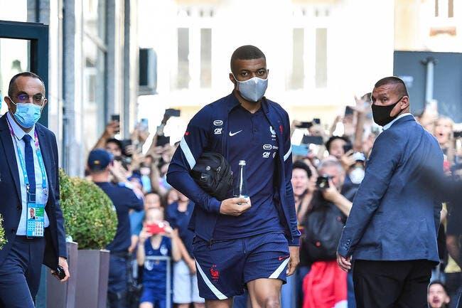 PSG : Madrid attend le feu vert de Mbappé