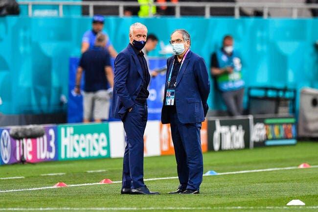 EdF :  Mourinho sans pitié avec Deschamps