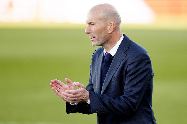 EdF : Zidane est chaud pour remplacer Deschamps !