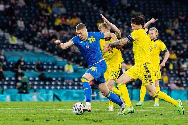 Euro : La surprise, l'Ukraine défiera l'Angleterre