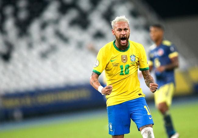 PSG : Vive l'Europe, Neymar tacle le Brésil