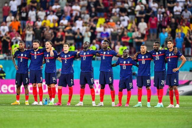 TV : Audience record pour France-Suisse