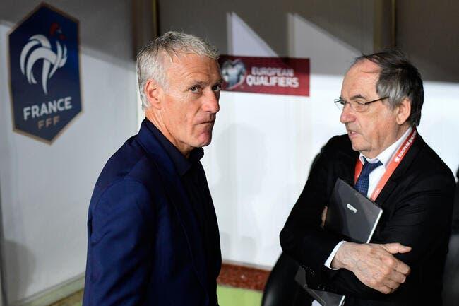 France : Deschamps reste sélectionneur jusqu'au Mondial 2022 !