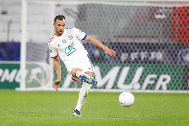 L1 : Benlamri ne trahira pas Lyon avec l'ASSE