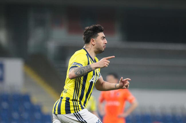 OL : Ozan Tufan, un international turc visé par Lyon ?