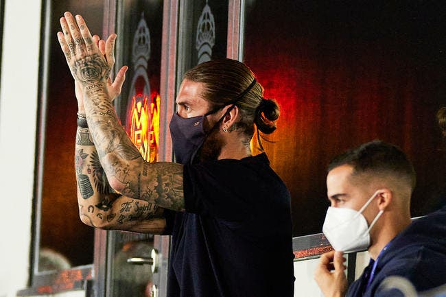 PSG : Sergio Ramos impose sa loi pour signer à Paris