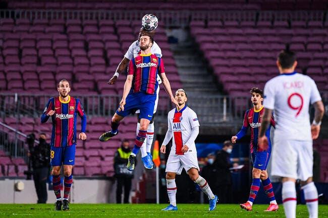 Esp : Barcelone remercie le PSG, tout a changé !