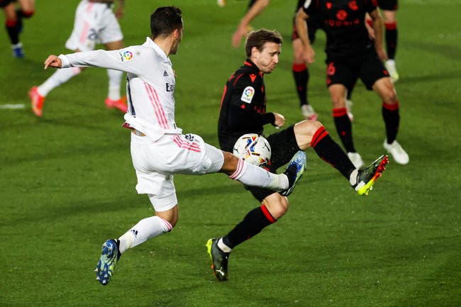 Esp : Le Real Madrid arrache (seulement) le point du nul