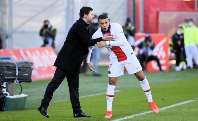 PSG : Mbappé a la rage, la Ligue 1 va payer !