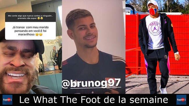 WTF : Neymar n'est qu'un gamin, Ben Arfa fume son adversaire, Anthony Lopes change de sport