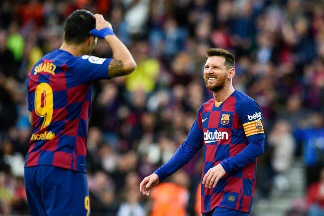 Barça : Blabla électoral, Messi peut rester à une condition