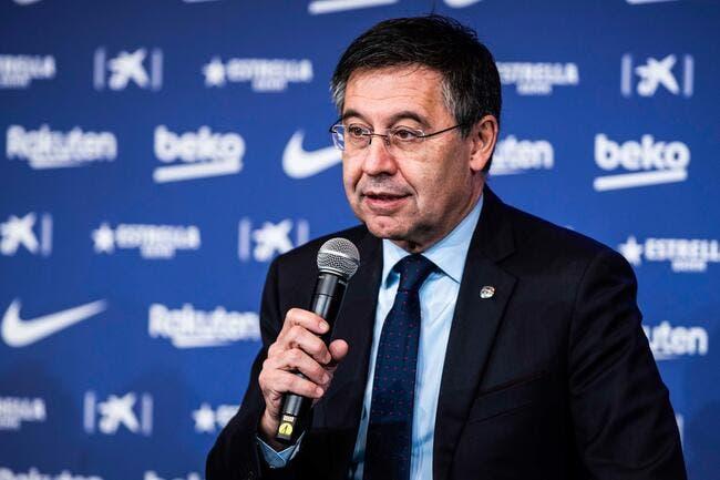 Barçagate : Josep Maria Bartomeu remis en liberté
