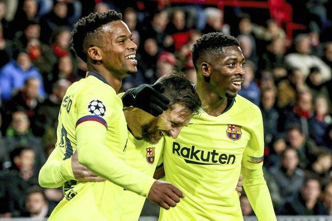 Esp : Le génie Messi n'a pas besoin de s'entraîner