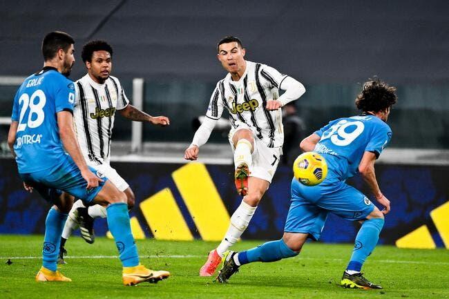 Ita : Cristiano Ronaldo est au niveau de Pelé !