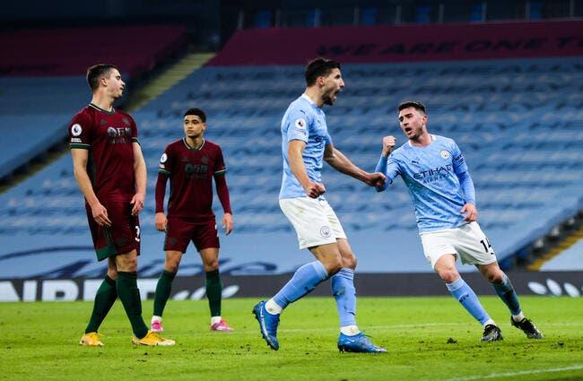 PL : City fait craquer les Wolves