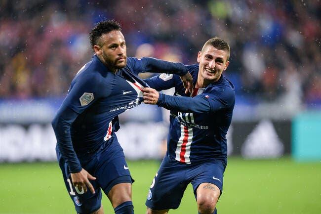 PSG : Neymar s'est métamorphosé à Paris, le Brésil jubile