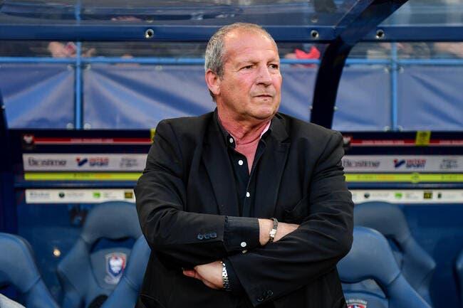OM : Courbis coach de Marseille, Eyraud était chaud
