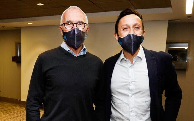 OM : McCourt menteur ? Le maire de Marseille se méfie