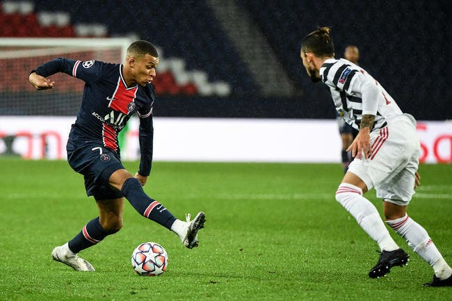 PSG : Mbappé ou Haaland, Manchester United doit sortir les crocs