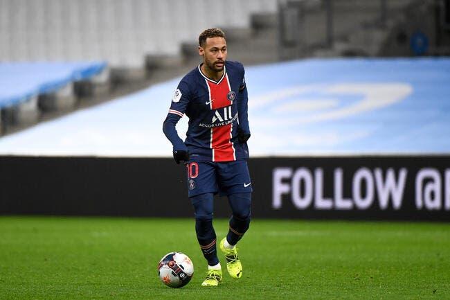 PSG : Neymar n'est pas Gainsbarre, il en a marre