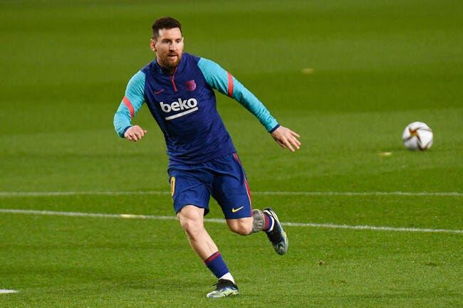 PSG : Messi débarque à Paris, c'est pour une visite