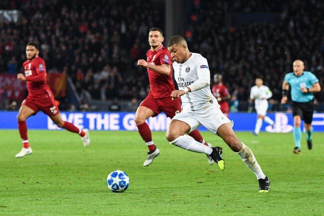 PSG : Mbappé n'ira pas à Liverpool la saison prochaine