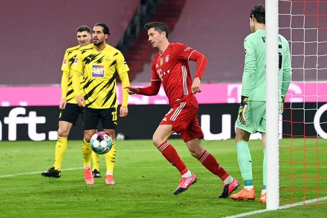 All : Lewandowski renverse Dortmund et Haaland