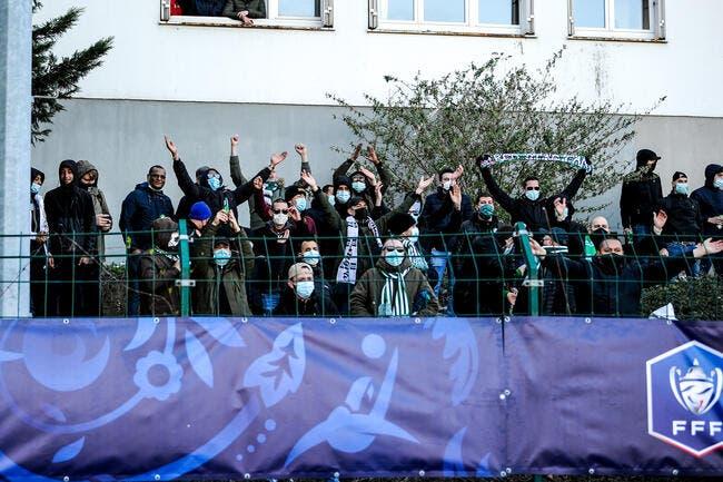 CdF : Des supporters assistent à l'exploit du Red Star contre Lens !