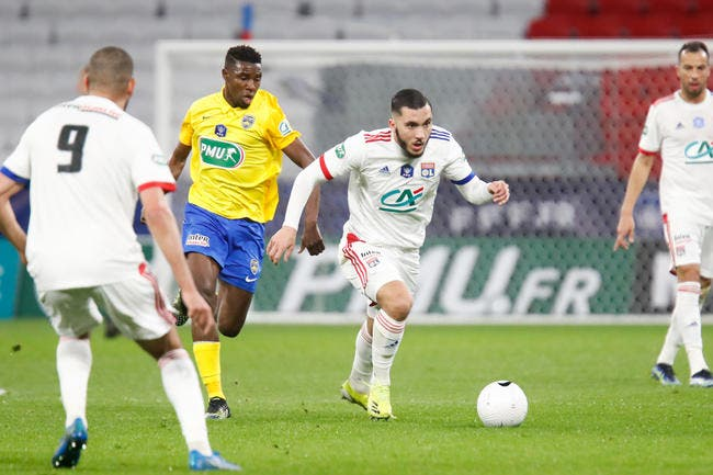 CdF : Lyon se qualifie avec ses forces et ses faiblesses