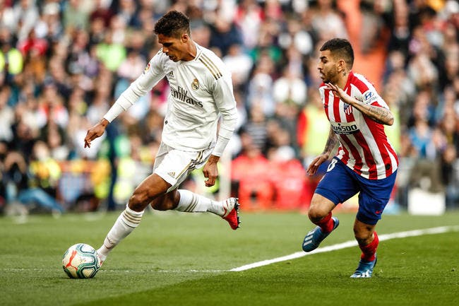 Atlético - Real Madrid : Les compos (16h15 sur BeInSports 1)