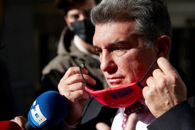 Barça : Joan Laporta de retour à la présidence !