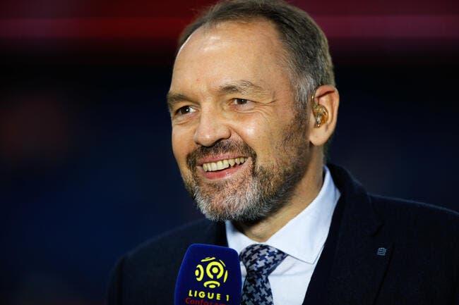 Canal+ : Stéphane Guy avait déjà pris un carton jaune