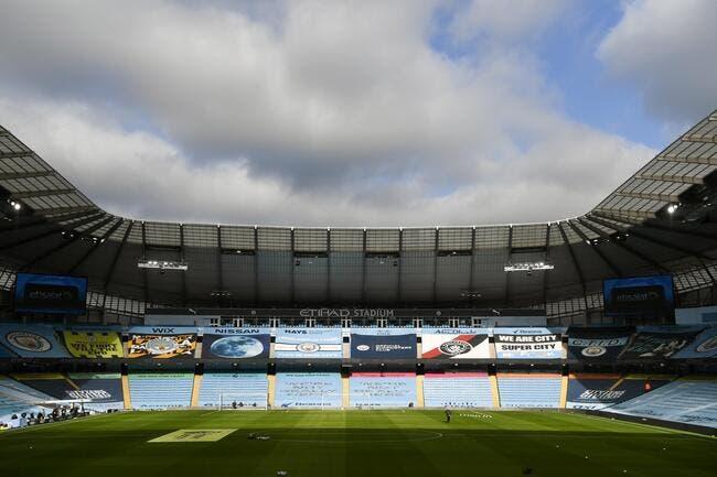 Man City - Man United : Les compos (17h30 sur RMC et C+Décalé)