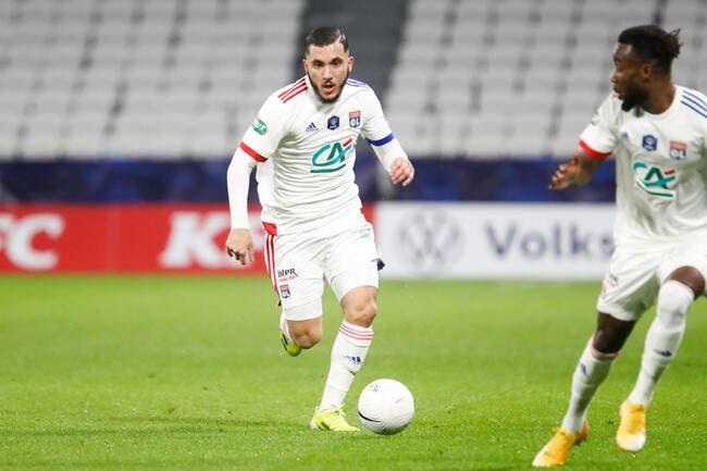 OL : Cherki remplace Depay, Pierre Ménès lit l'avenir
