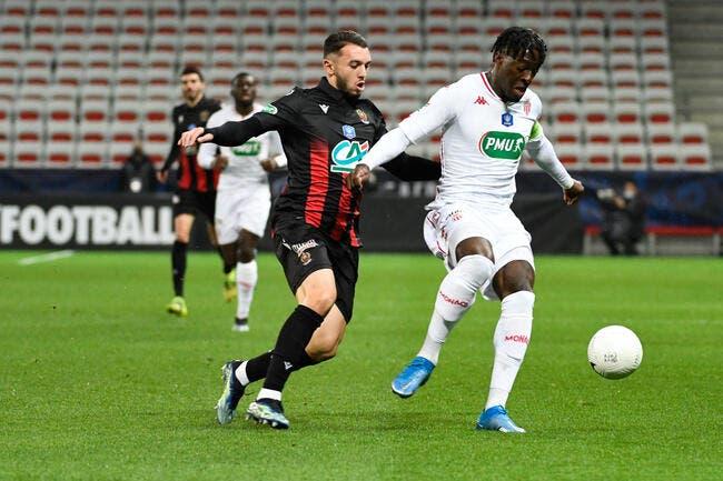 CdF : Monaco sort Nice et continue sa route