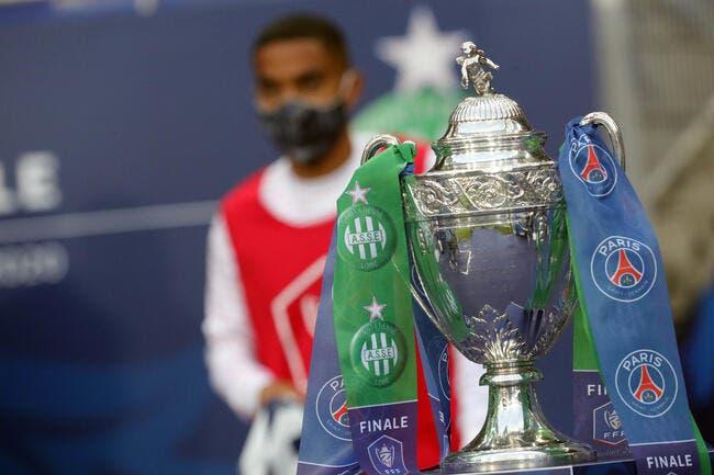 CdF : PSG-Lille tête d'affiche des 8es de finale !