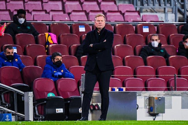 Barça : Koeman donne les clés de l'exploit face au PSG