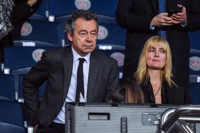 L2 : Châteauroux officialise Michel Denisot et Marco Simone