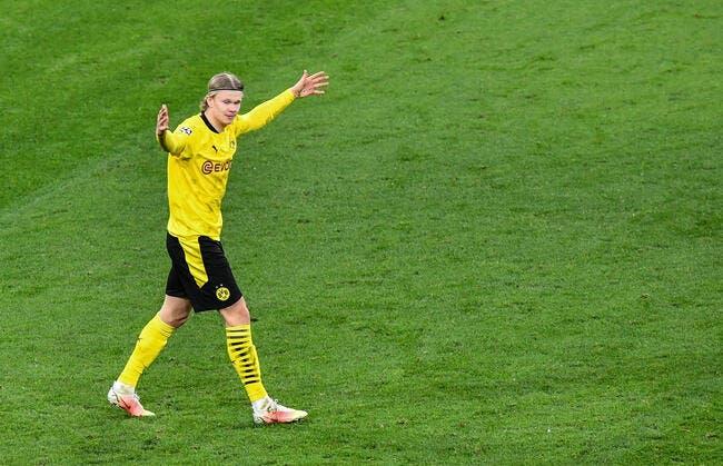LdC : Un Haaland record propulse Dortmund en quarts