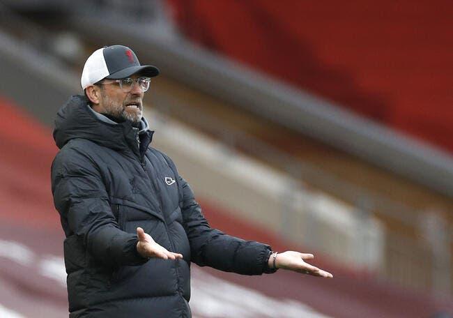 Liverpool : Klopp reste le meilleur manager du monde