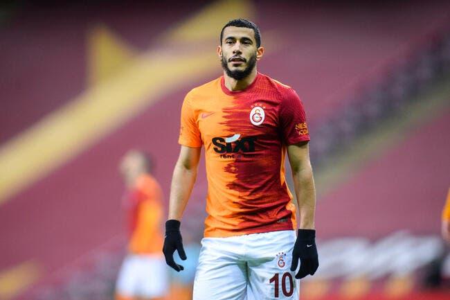 Eur : Younès Belhanda viré par Galatasaray