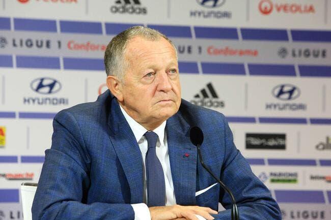 OL: Comme le PSG, Aulas a proposé un pacte à ses joueurs