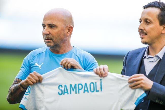 OM : Sampaoli est là, McCourt doit lui offrir un mercato