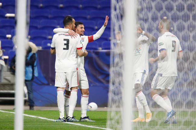 OL : Le doublé pour Lyon, Rudi Garcia n'en revient pas