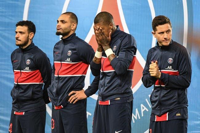 PSG-Barça : 2/10, ce Parisien se fait massacrer