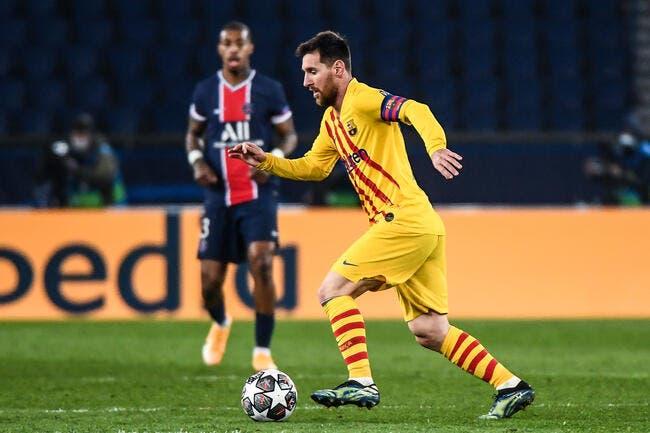 PSG : Coup de théâtre, le père de Messi discute avec le Barça