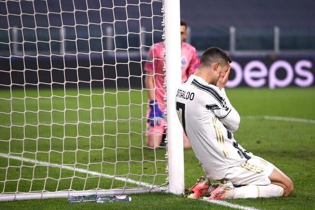 Juventus : Alerte rouge, Cristiano Ronaldo veut partir