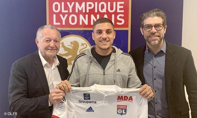 OL : Camilo repart déjà, Lyon paie son salaire