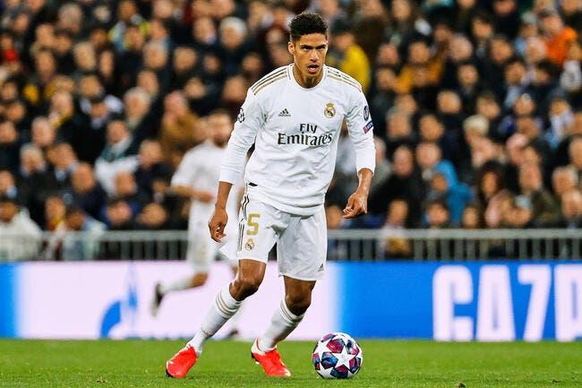 PSG: Leonardo prêt à lancer l'opération Varane